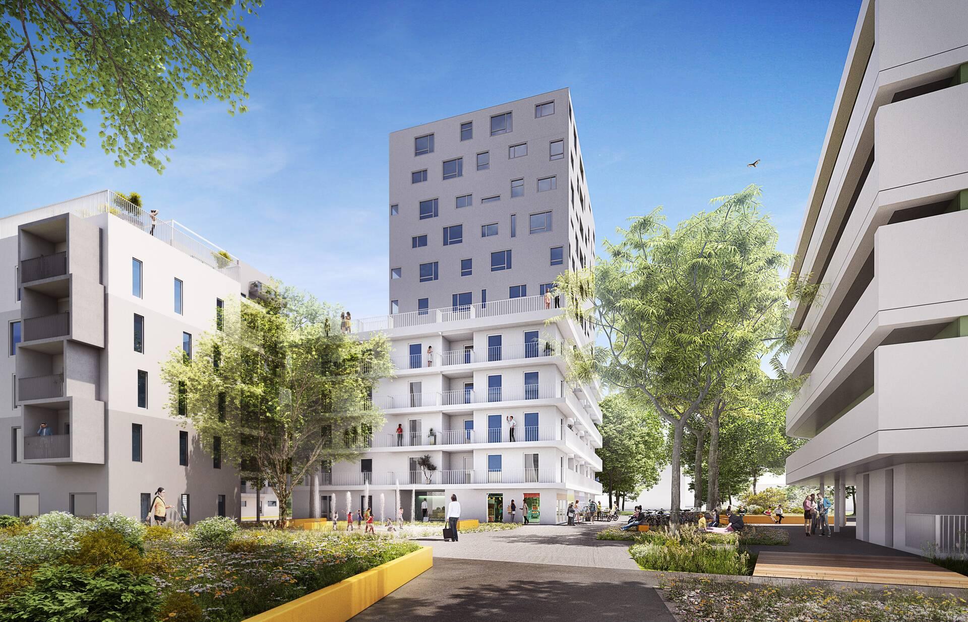 Neu Leopoldau - Zuhause im Wiener Norden